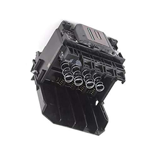 Libartly Cabezal De Impresión para HP Hp933 / 932 6100/6600/6700/7110/7510/7610 Accesorios De Impresora De Cabezal De Rociador De Cabezal De Impresión - Negro
