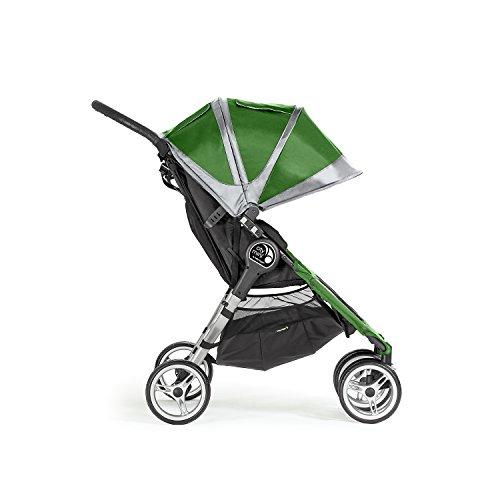 Baby Jogger City Mini Double Stroller - 2016   Compact, Lightweight Double Stroller   Quick Fold Baby Stroller, Black/Gray