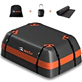 MeeFar Car Roof Bag Rooftop Cargo Carrier Waterproof 15 Cubic Car Top Carrier