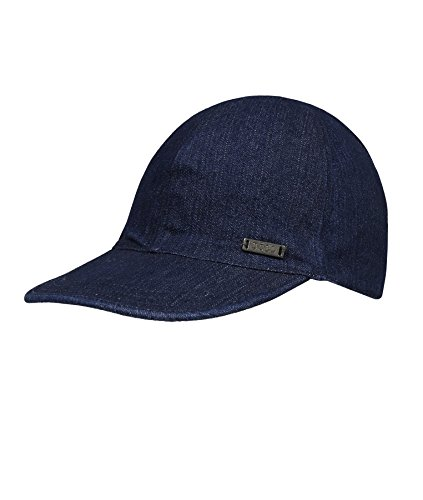 Döll Jungen Baseballmütze Denim Mütze, Blau (Blue 0013), 57