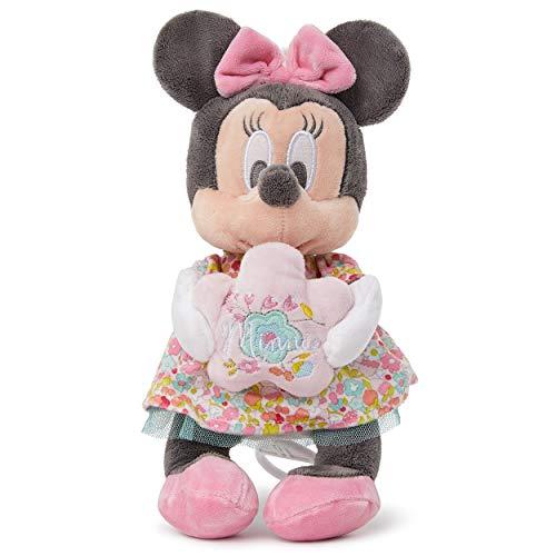 Disney Peluche Musicale Minnie Floral 25 CM, 5875899