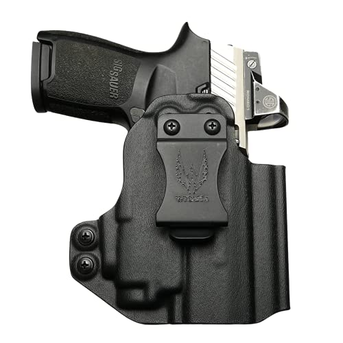 Werkz M2 Ambidextrous IWB Holster for Sig Sauer P320 with...