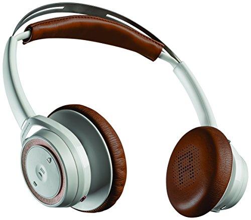 Plantronics Backbeat Sense Cuffie Bluetooth con Microfono, Bianco
