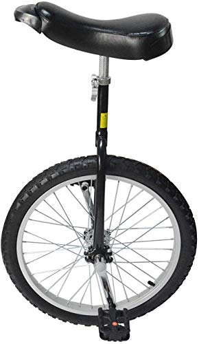 uyoyous 子ども用 一輪車 20インチ 子供のスタント一輪車 組み立て式 競技用 大人用 子供用 学生用 軽量 安定 丈夫