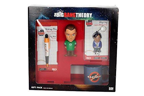 Big Bang Theory The Gift Pack
