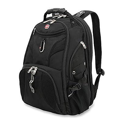 SwissGear Travel Gear 1900 Scansmart TSA Large Laptop Backpack for Travel