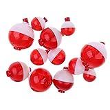 Perfeclan 12 x Rund Ballposen Wasserkugel Angeln Forellenpose, Angeln Zubehör