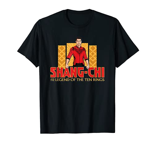 Marvel Shang-Chi and the Legend of the Ten Rings Fearless T-Shirt