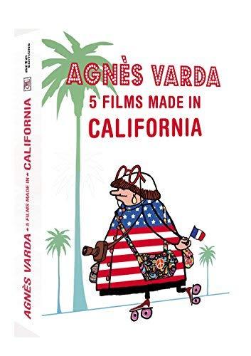 Agnès Varda - 5 films made in California ( Uncle Yanco / Black Panthers / Lions Love ... And Lies / Mur murs / Documenteur ) [ Französische Import ]
