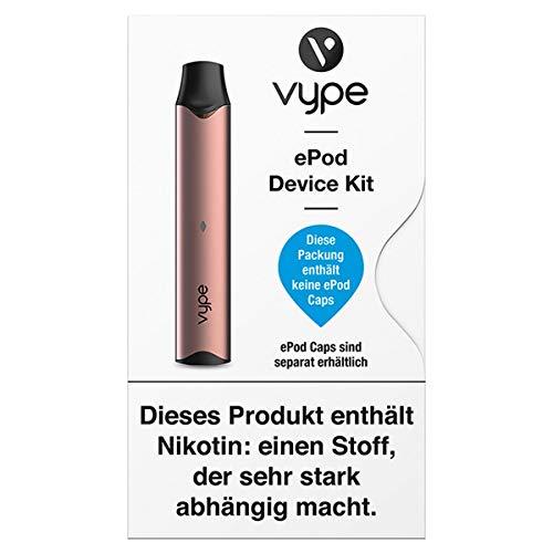 Vype ePod E-Zigaretten Device Kit (Roségold)