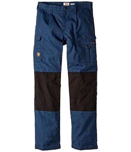 Fjallraven 80592 Kids Vidda Trousers Pants Unisex-Child Uncle Blue 134