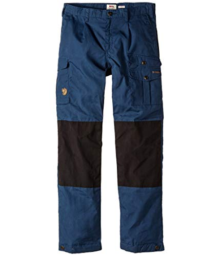 FJÄLLRÄVEN Kinder Vidda Hose, Uncle Blue, 140