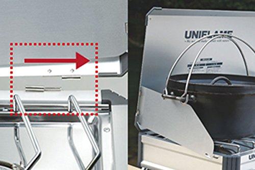 ユニフレームツインバーナーUS-1900610305