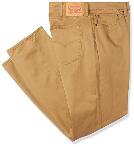 Levi's Men's Big and Tall 541 Athletic Fit Jean, Caraway Twill, 46 32