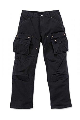 Carhartt Workwear Duck Multi Pocket Tech Hose Gr. 30W x 30L, schwarz