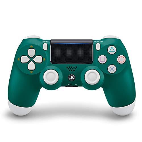 SDSAD Manette sans fil pour Playstation 4 Vert alpin