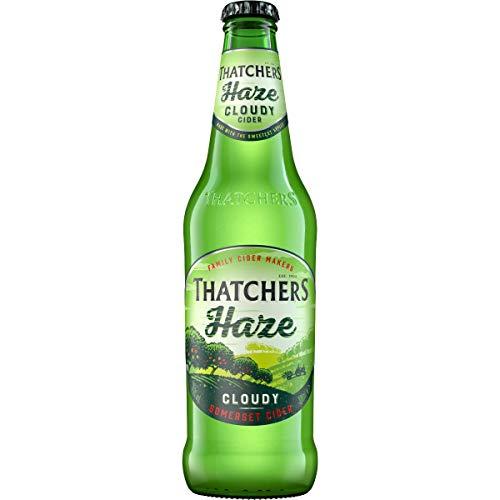 Thatchers Haze naturtrüber englischer Cider 0,5 l