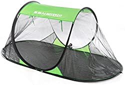 Instant Bug Free Camping Bed
