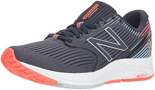 New Balance Women's 890 V6 Running Shoe, Grey, 7 D US
