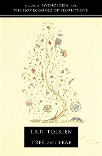 Tree and Leaf : Including 'Mythopoeia
