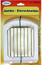Jumbo Eierschneider aus Kunststoff, extra stabil auch geeign