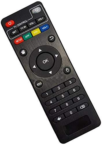 {D Electronix} Mando a distancia para MXQ/MXQ Pro 4K X96 T95M T95N Android TV Box