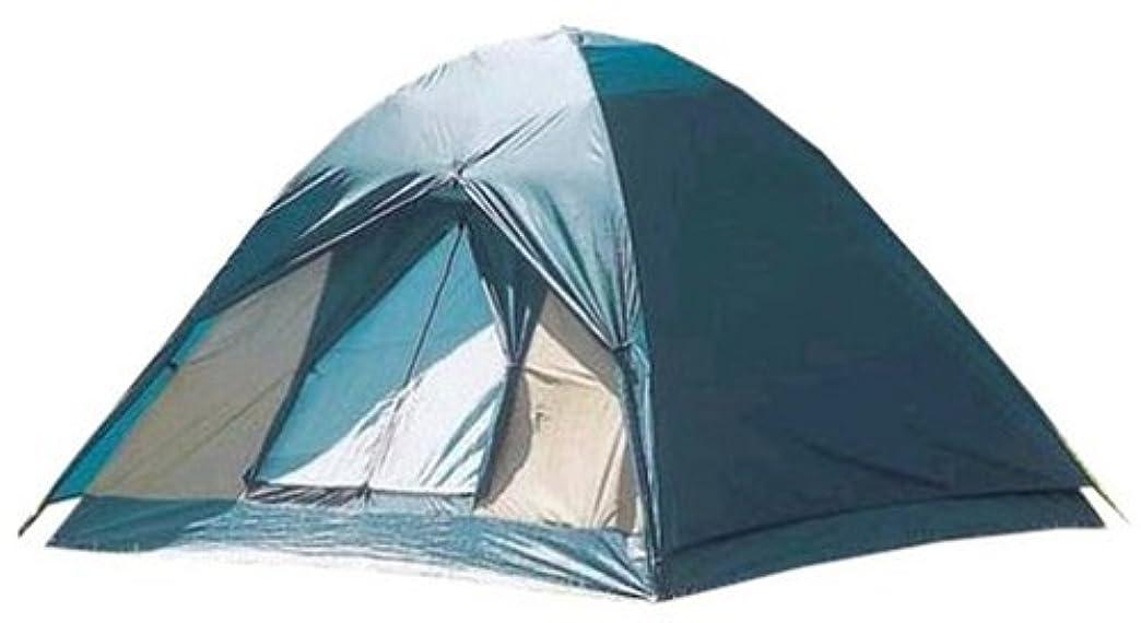 企業検閲ゴミキャプテンスタッグ(CAPTAIN STAG) テント クレセント ドームテント M-3105 ドーム型 3人用 防水 軽量?コンパクト設計 バッグ付き