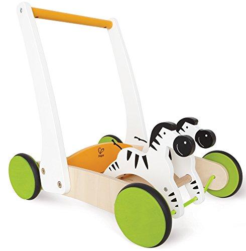 Unbekannt Lauflernwagen Zebra