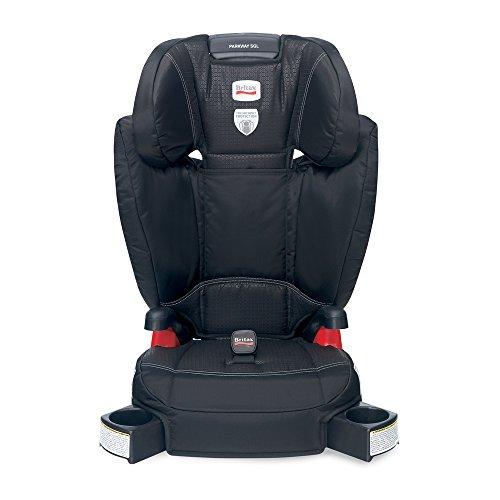 Britax Parkway SGL G1.1 Belt-Positioning Booster Seat, Spade