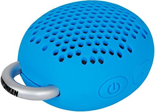 Telefunken BS1006W Bluetooth-Lautsprecher (Spritzwassergeschützt, 4 Stunden Wiedergabe)