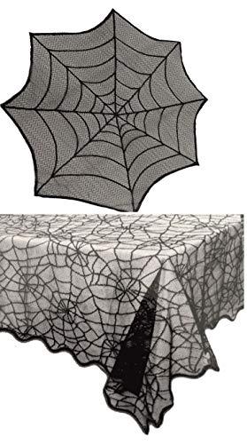 precio mantel para mesa rectangular fabricante Halloween Hooray