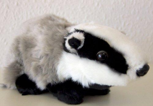 Uni-Toys Dachs Badger 22 cm, Plüschtier Kuscheltier
