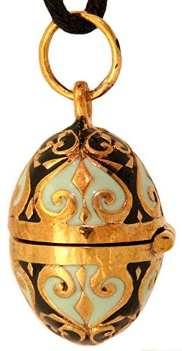 Windalf Vintage Elfen Medaillon Anastasia 3.2 cm Mittelalter Amulett mit Fach Handarbeit aus Bronze