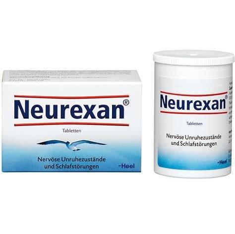 Neurexan Spar-Set 2x100 Tabletten. Entspannt rasch und zuverlässig bei innerer Unruhe und Schlafstörungen.