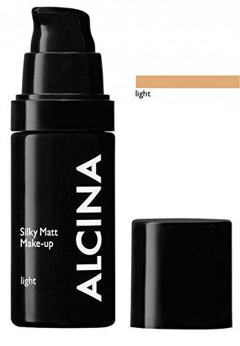 Alcina Silky Matt Make-up light 30ml