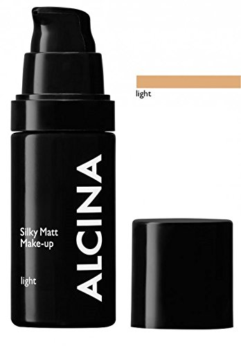Alcina Silky Matt Make-up light 30ml