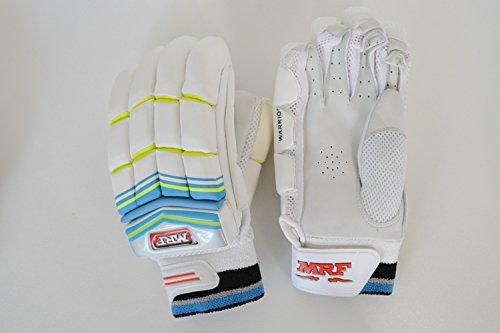 MRF Warrior Cricket Batting Gloves, Left Hand