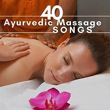 40 Ayurvedic Massage Songs