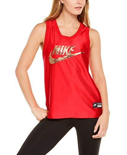 Nike Womens NSW Jersey ICON Clash Tank TOP BV3038-657 Size S