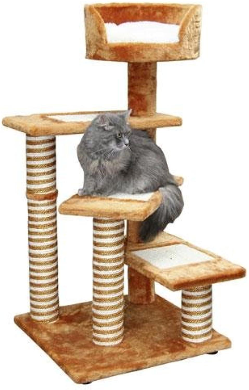 BRADWAY Kerbl cat tree per gatti da grattare