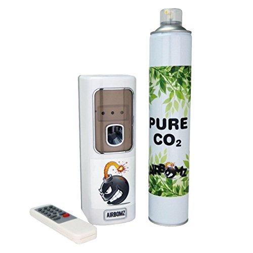 Airbomz Spender/CO2 Erzeuger für den Pflanzenbau CO2 + Pure CO2