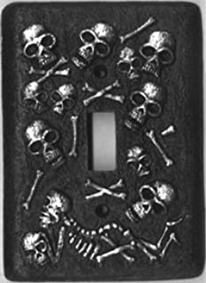 Cool Scattered Skulls Light Switch Cover Plate