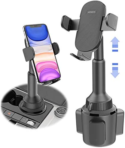 Car Cup Holder Phone Mount Phone Holder for Car Universal Adjustable Car Phone Holder Mount product image