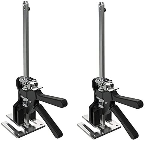 praktischer Brettheber Labor-saving Arm Door Board Lifter Cabinet Jack Plaster Sheet Repair Anti Slip Tr/ägerwerkzeug Ergonomisches Griff Heber f/ür Tafel