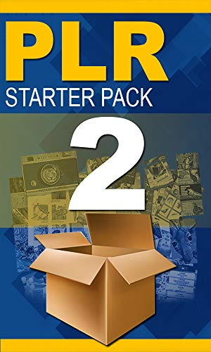 PLR Starter Pack Volume 2 The Intermediate: