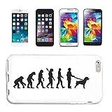 Reifen-Markt Funda para teléfono móvil compatible con Samsung Galaxy S3 Mini, dueños de perros, Welle, deportes de raza, cría de perros