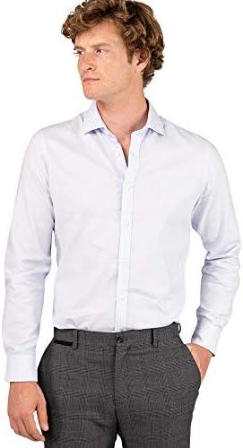 El Ganso Urban INTERSEASON Camisa casual, Azul (Azul 0017 ...