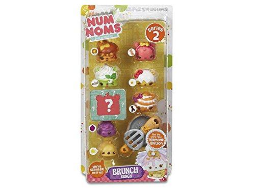 Num Noms Muñecos coleccionables y Playsets (Bandai 539452) , color/modelo surtido