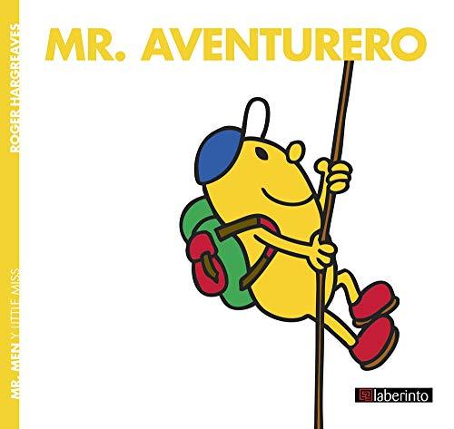 Mr. Aventurero (Mr. Men & Little Miss)
