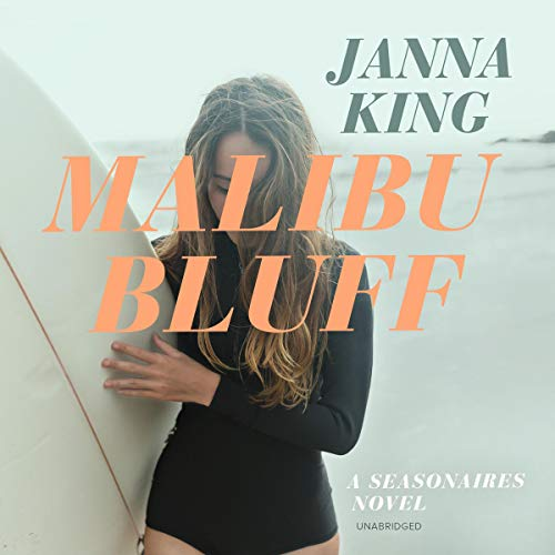 Malibu Bluff audiobook cover art